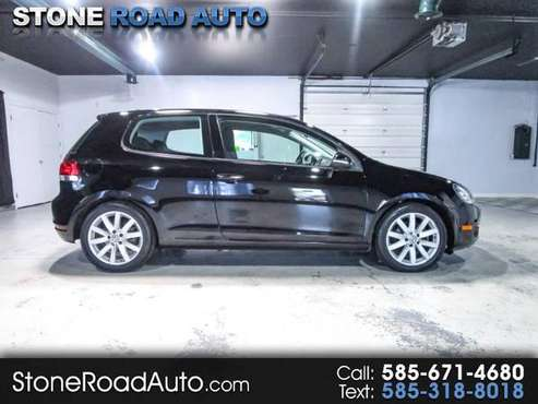 2011 Volkswagen Golf 2dr HB DSG TDI for sale in Ontario, NY