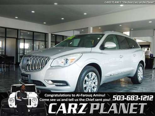 2013 Buick Enclave All Wheel Drive LEATHER AWD SUV 7 PASSENGER NAV DVD for sale in Gladstone, OR