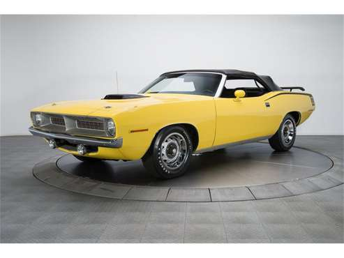 1970 Plymouth Barracuda for sale in Charlotte, NC