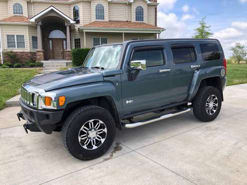 2007 HUMMER H3 >>>102,000<< for sale in Valley Falls, KS