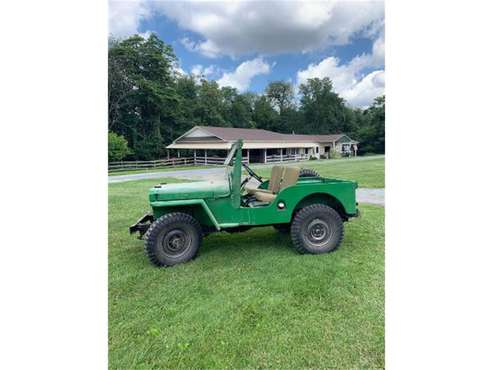 1948 Willys Jeep for sale in Cadillac, MI