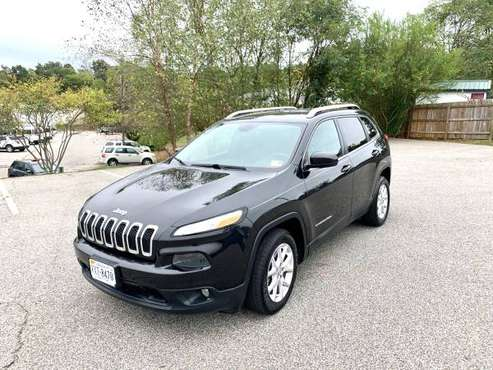 2014 Jeep Cherokee for sale in Christiansburg, VA