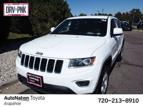 2014 Jeep Grand Cherokee Laredo 4x4 4WD Four Wheel Drive SKU:EC320645 for sale in Englewood, CO