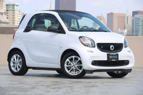 2018 smart Fortwo electric drive White *SPECIAL OFFER!!* for sale in San Francisco, CA