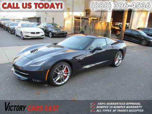 2014 Chevrolet Corvette 2dr Z51 Cpe w/1LT Coupe - cars & trucks - by... for sale in Huntington, NY