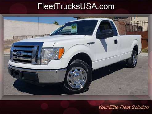 "2012 FORD F150 8FT LONG BED TRUCK- 5.0L V8 ""66k MILES"" SUPER INVENTORY for sale in Modesto, CA"