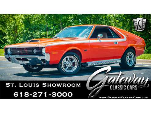 1970 AMC AMX for sale in O'Fallon, IL