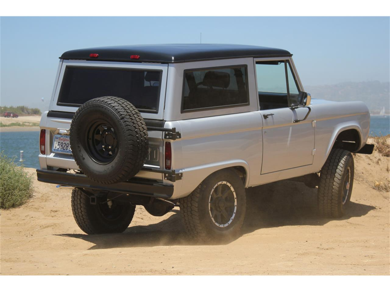 1969 Ford Bronco for sale in San Diego, CA – photo 73