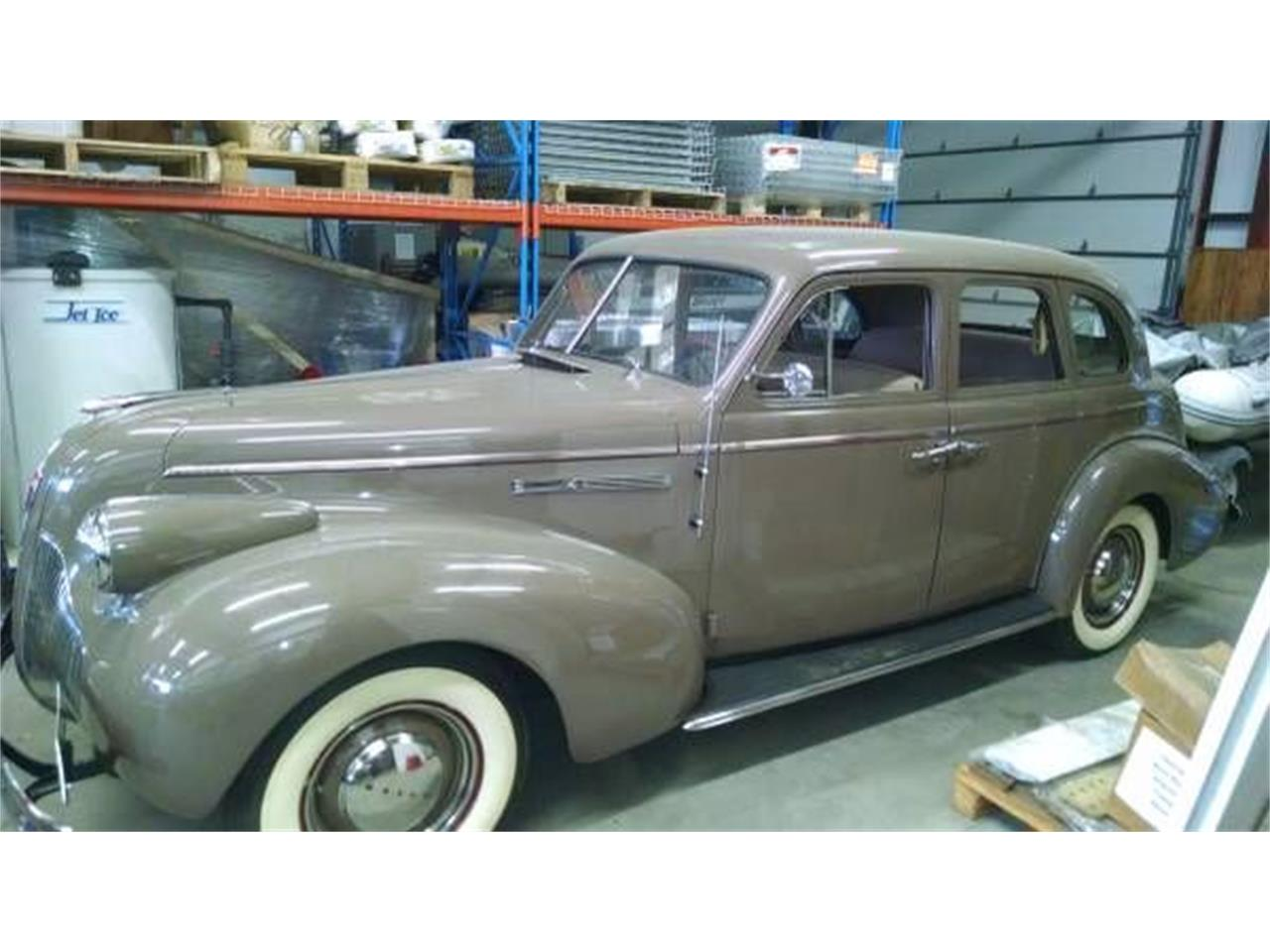 1939 Buick Special for sale in Cadillac, MI