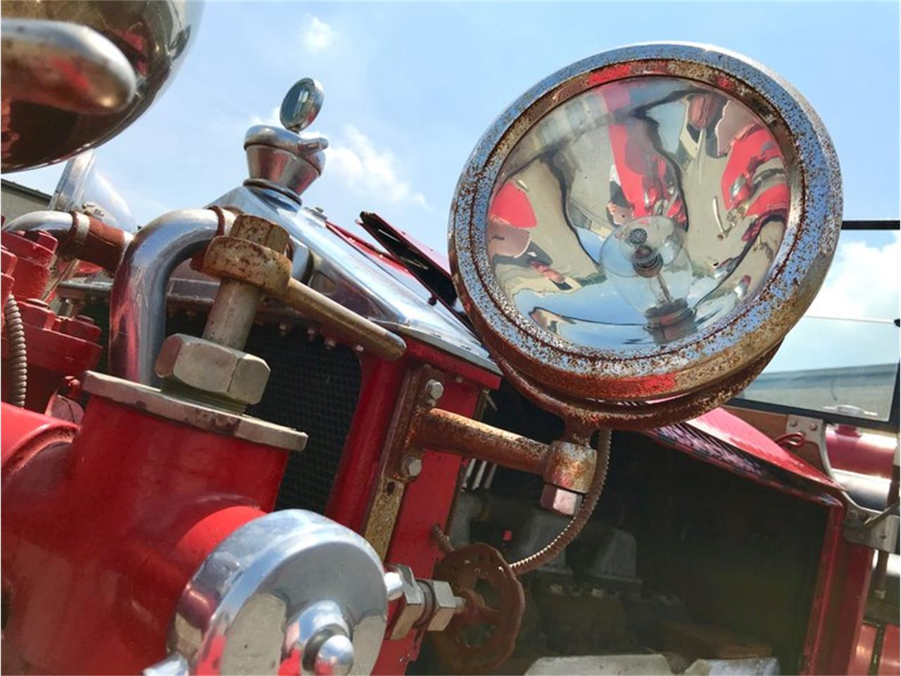 1920 Ahrens-Fox Fire Truck for sale in Morgantown, PA – photo 27