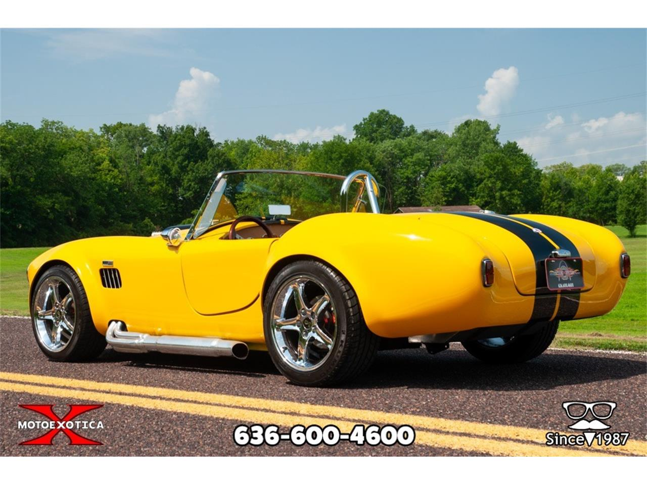 2003 Special Construction Cobra Replica for sale in St. Louis, MO – photo 7