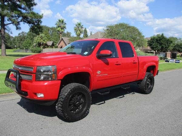 20012 Chevy Silverado 4x4 Black Widow for sale in Baton Rouge , LA – photo 3