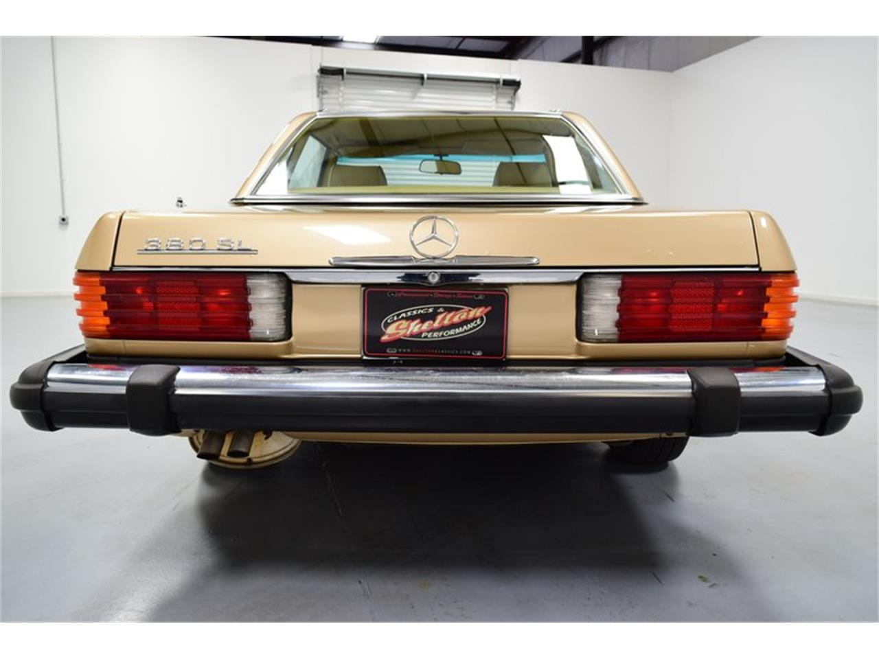 1983 Mercedes-Benz 380 for sale in Mooresville, NC – photo 52