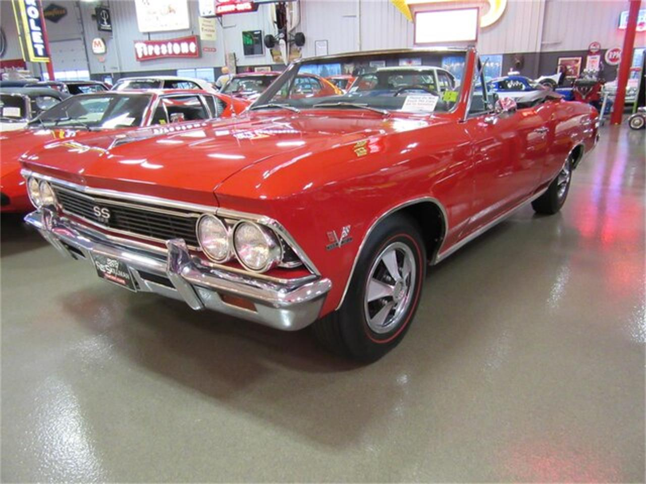 1966 Chevrolet Chevelle Malibu SS for sale in Greenwood, IN – photo 14