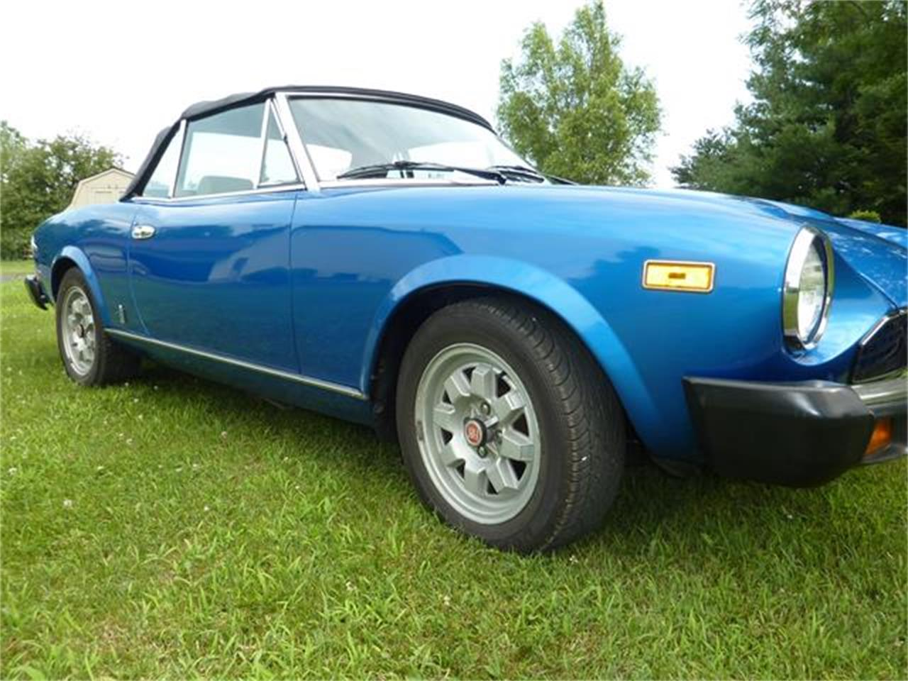1980 Fiat 124 for sale in Mount Gilead, OH – photo 26