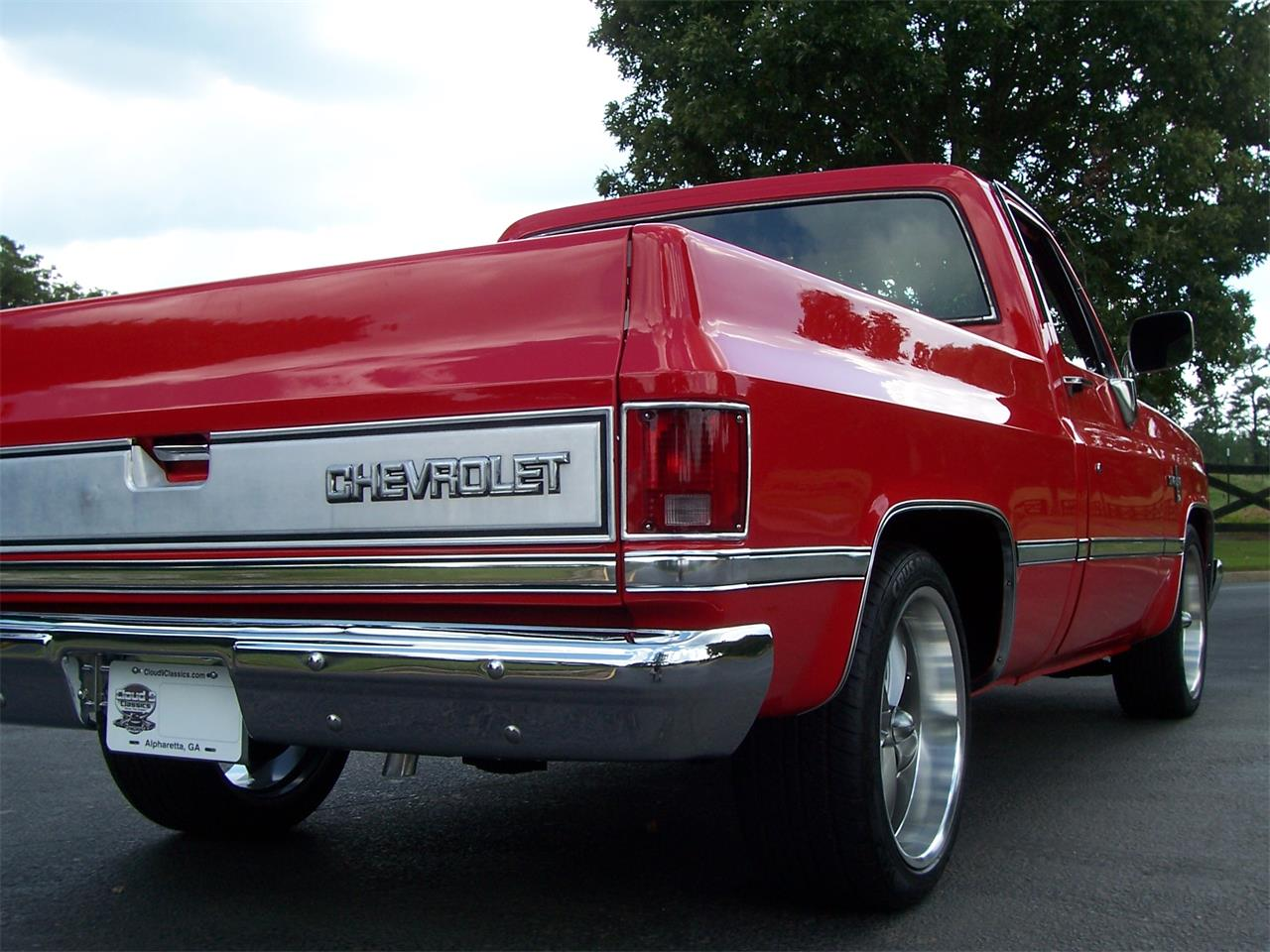 1985 Chevrolet C/K 10 for sale in Alpharetta, GA – photo 33