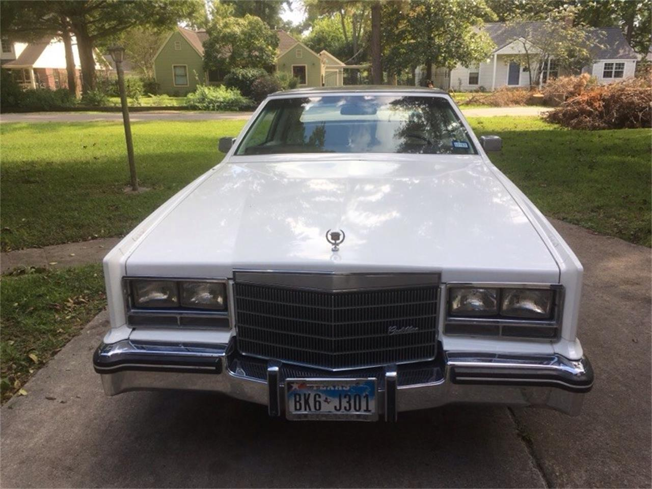 1985 Cadillac Eldorado Biarritz for sale in Houston, TX – photo 2
