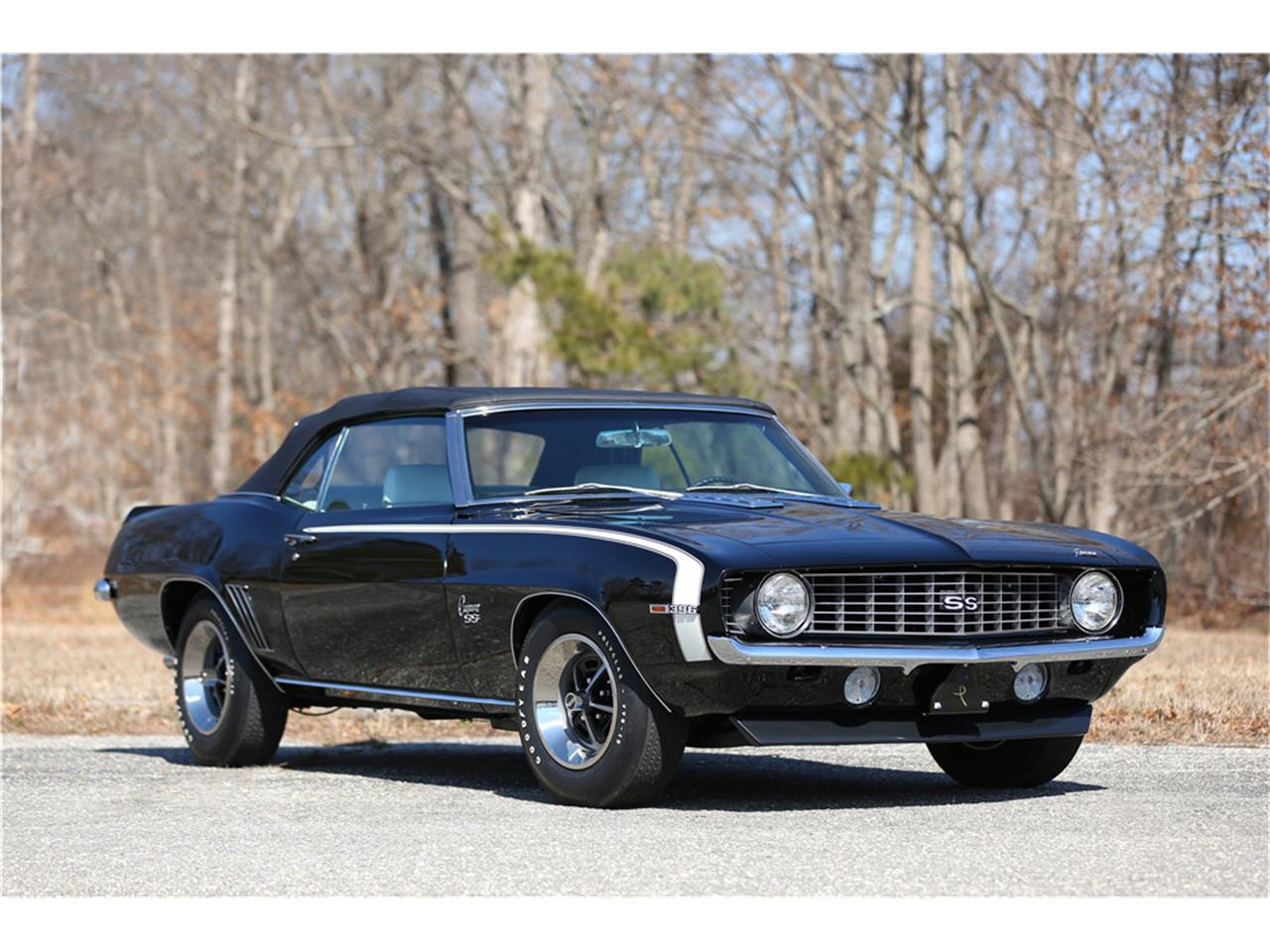 1969 Chevrolet Camaro Ss For In