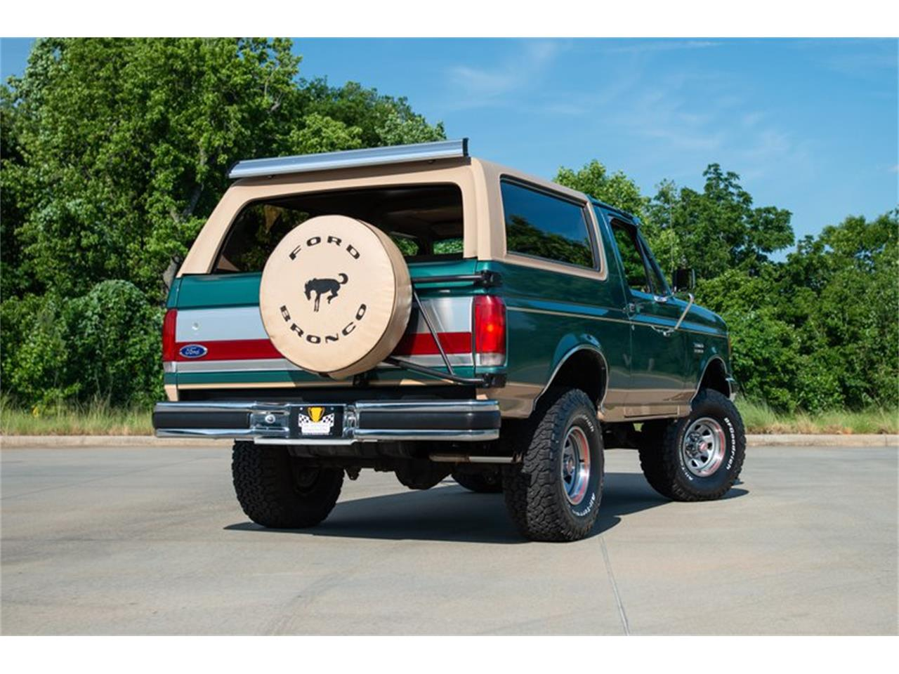 1988 Ford Bronco for sale in Charlotte, NC – photo 3