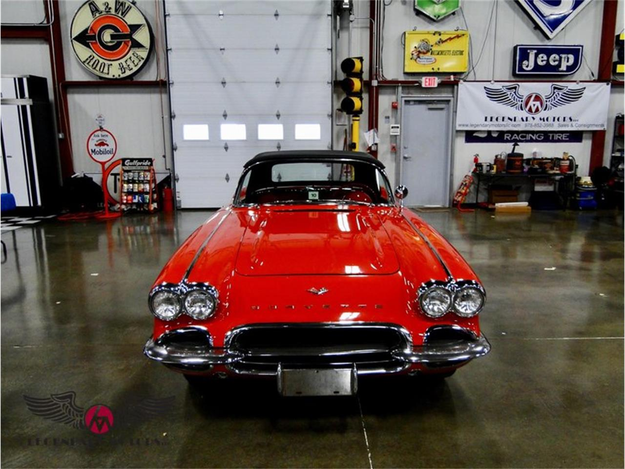 1961 Chevrolet Corvette for sale in Beverly, MA – photo 17
