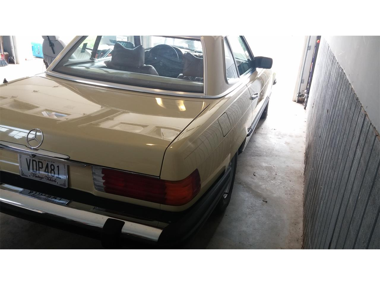 1978 Mercedes-Benz 450SL for sale in Haleyville, AL – photo 11
