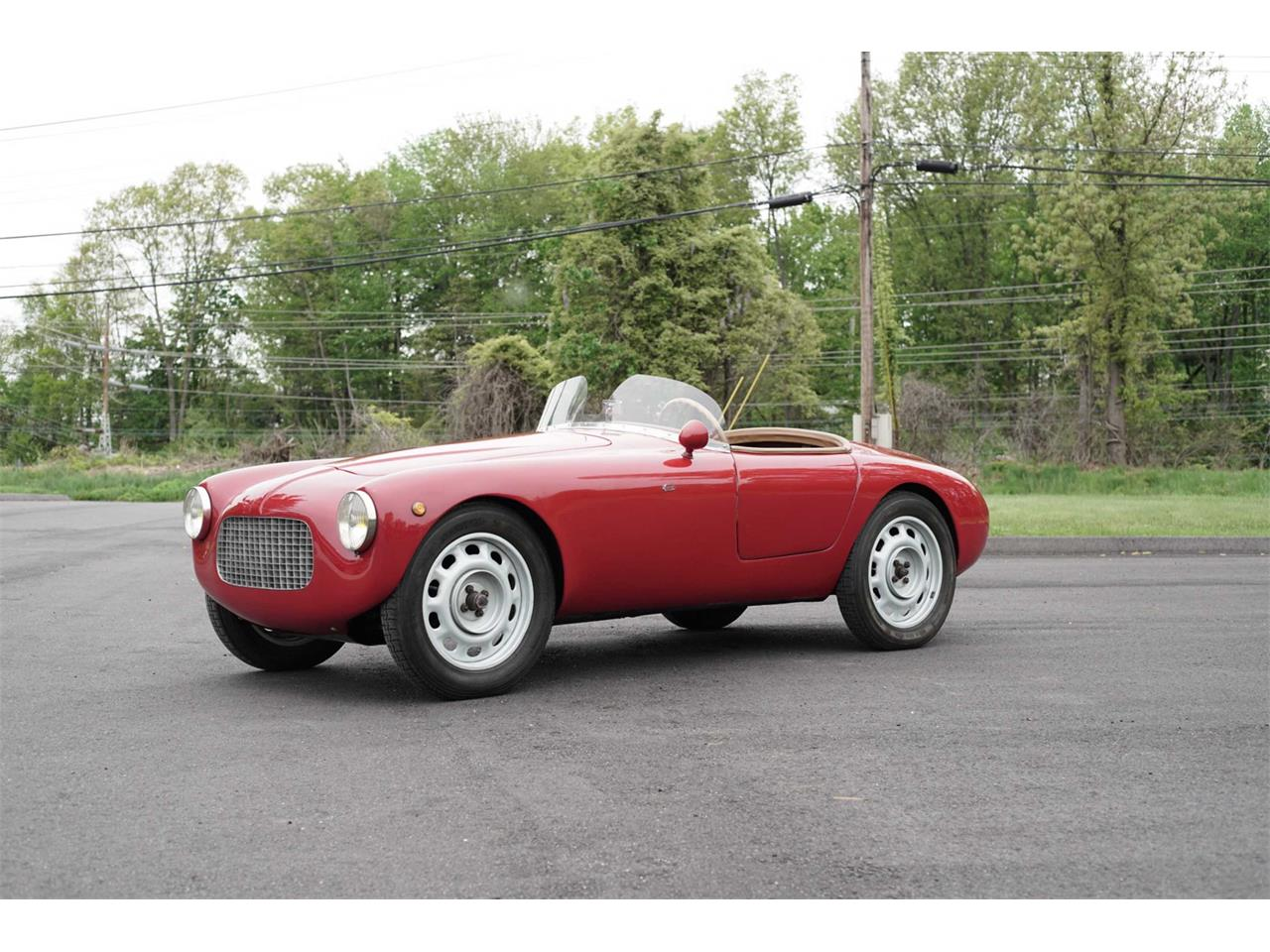 1951 Fiat Stanga Barchetta for sale in Westport, CT – photo 3