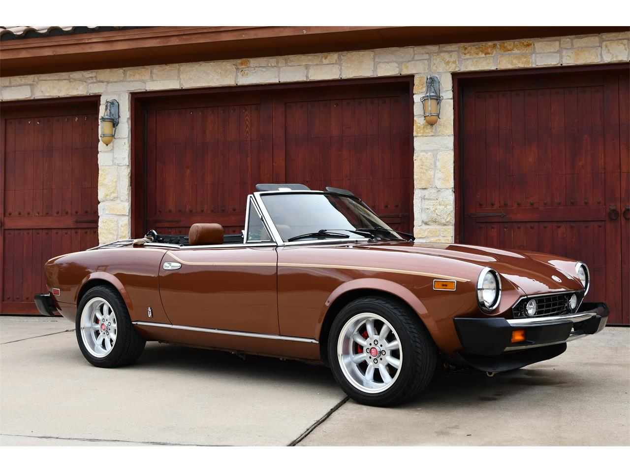 1982 Fiat Spider for sale in Spicewood, TX – photo 8