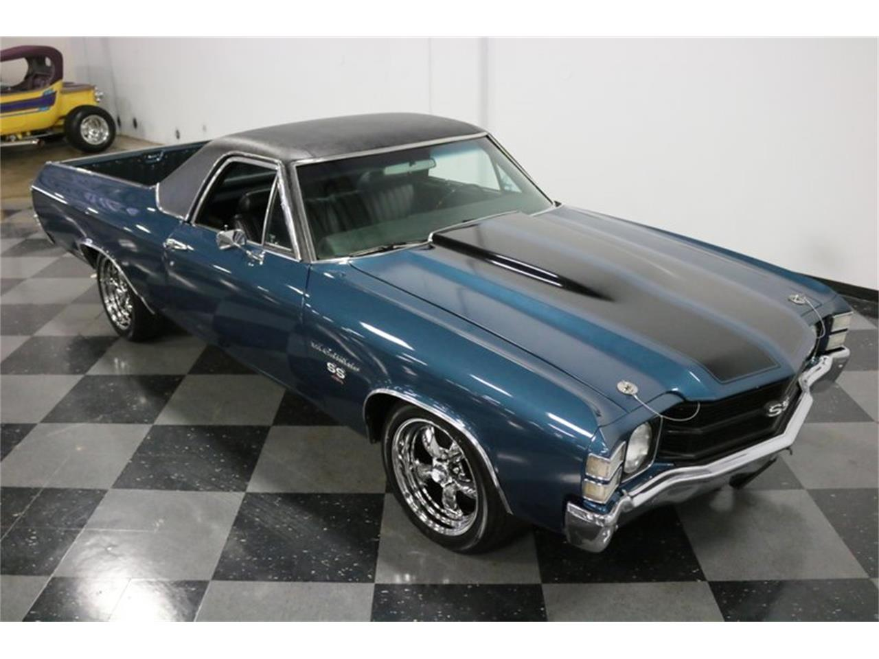 1971 Chevrolet El Camino for sale in Ft Worth, TX – photo 71