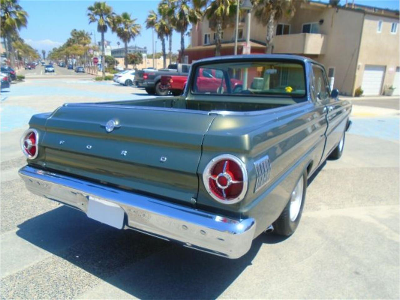 1965 Ford Ranchero for sale in Cadillac, MI – photo 8