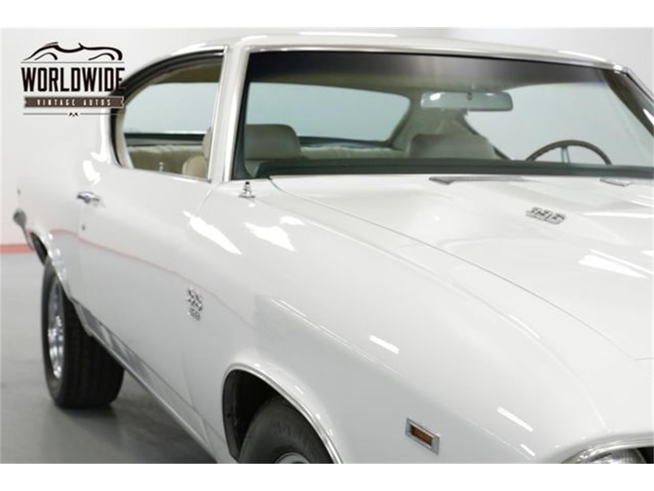 1969 Chevrolet Chevelle SS for sale in Denver , CO – photo 26