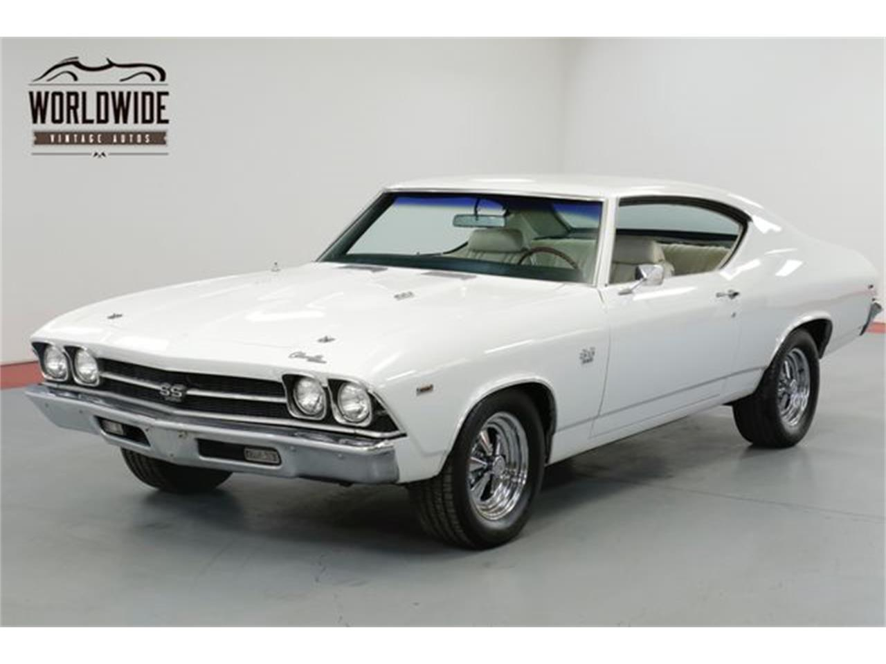 1969 Chevrolet Chevelle SS for sale in Denver , CO – photo 2