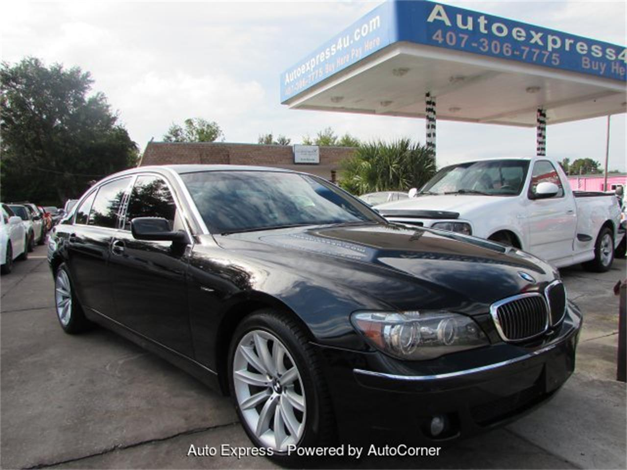 2007 BMW 7 Series for sale in Orlando, FL