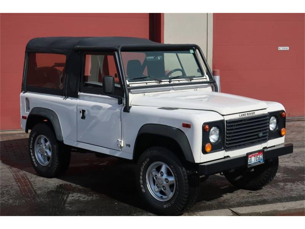 1995 Land Rover Defender for sale in Hailey, ID – photo 4