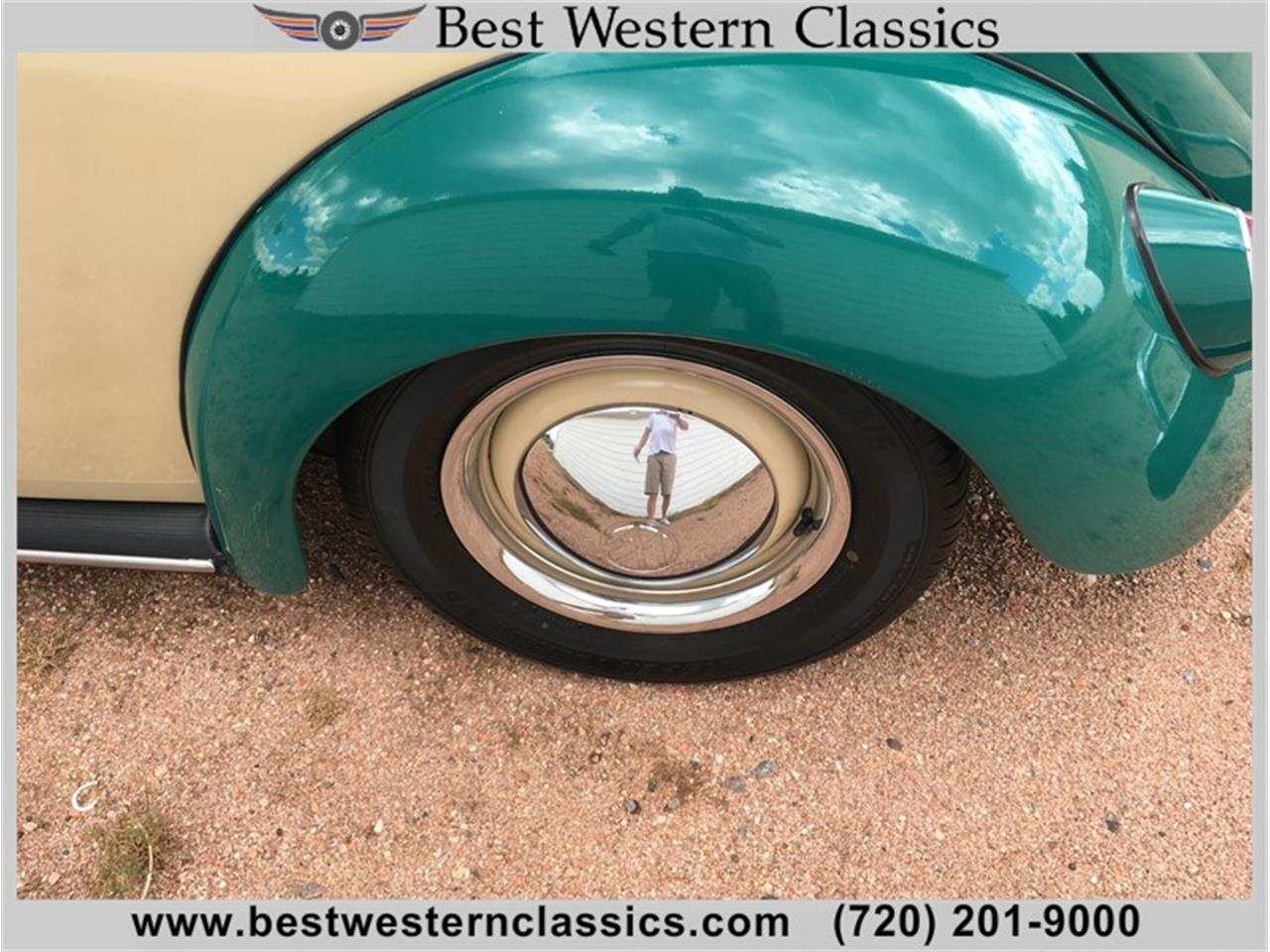 1964 Volkswagen Beetle for sale in Franktown, CO – photo 21