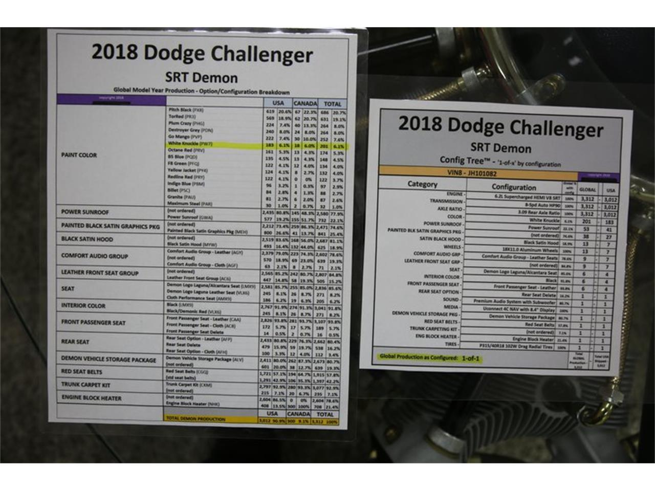 2018 Dodge Challenger for sale in Chatsworth, CA – photo 45