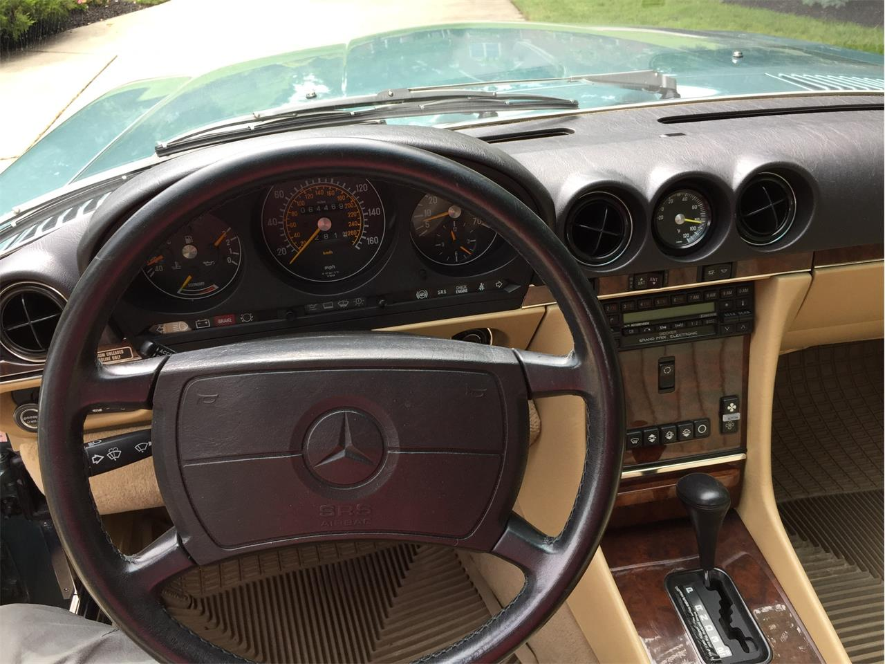1989 Mercedes-Benz 560SL for sale in Mason, OH – photo 11