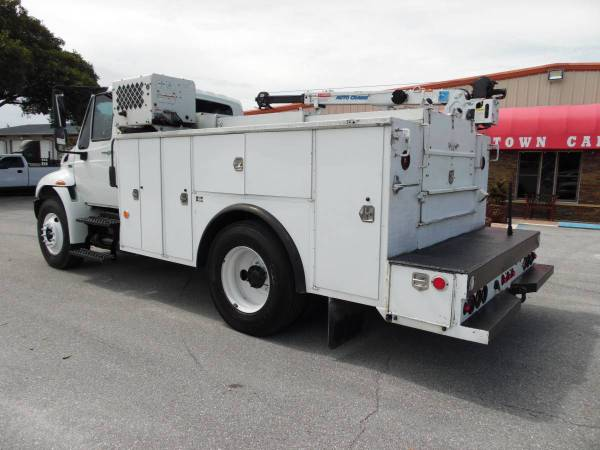 International Tool Utility body *CRANE Truck* MECHANIC SERVICE TRUCK for sale in West Palm Beach, FL – photo 5