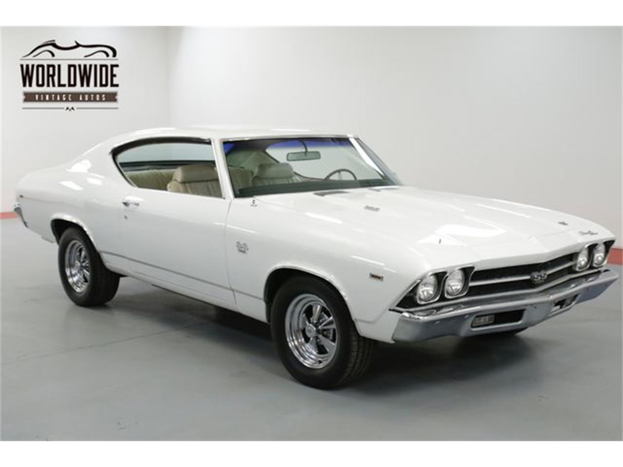 1969 Chevrolet Chevelle SS for sale in Denver , CO – photo 66