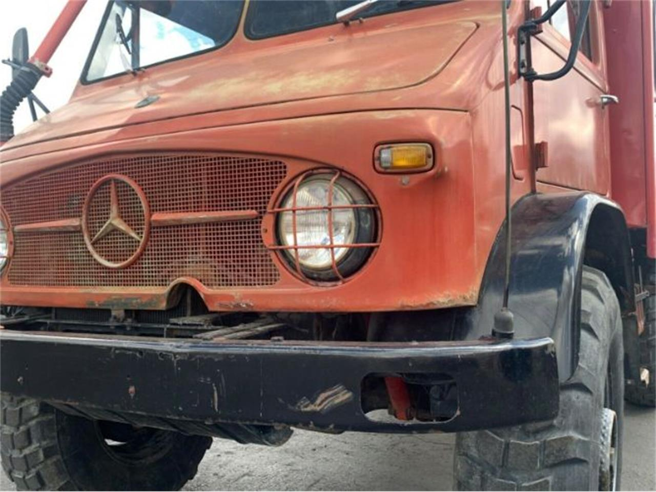 1965 Mercedes-Benz Unimog for sale in Cadillac, MI – photo 5