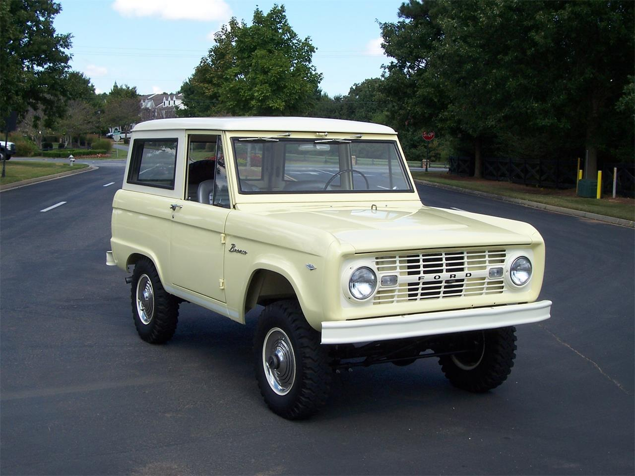 1966 Ford Bronco for sale in Alpharetta, GA – photo 5