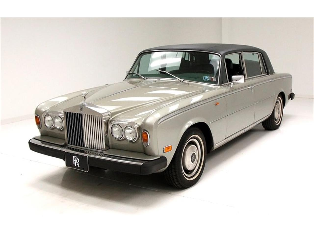 1980 Rolls-Royce Silver Wraith for sale in Morgantown, PA