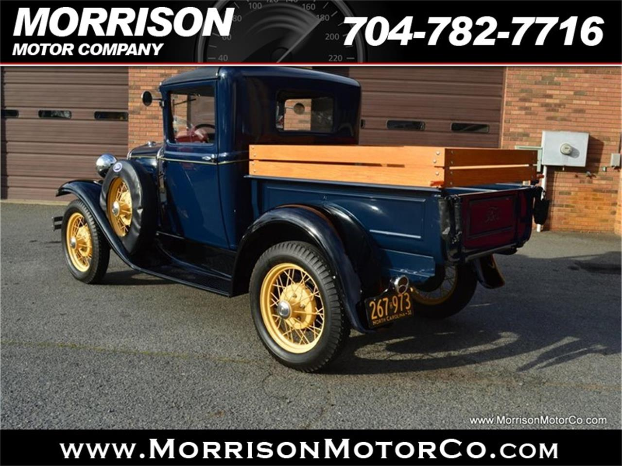 1931 Ford Model A for sale in Concord, NC – photo 4