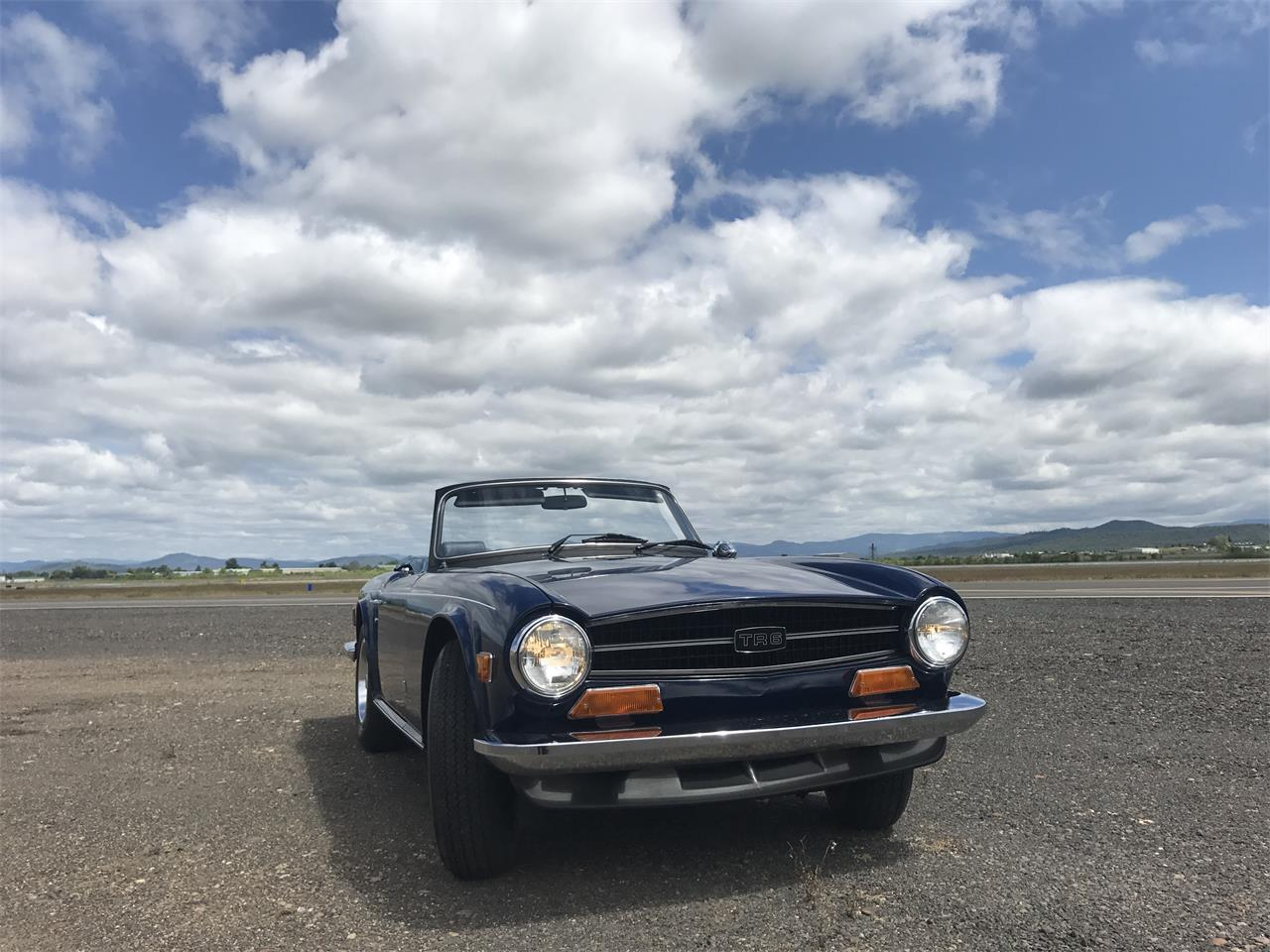 1973 Triumph TR6 for sale in Medford, OR – photo 5