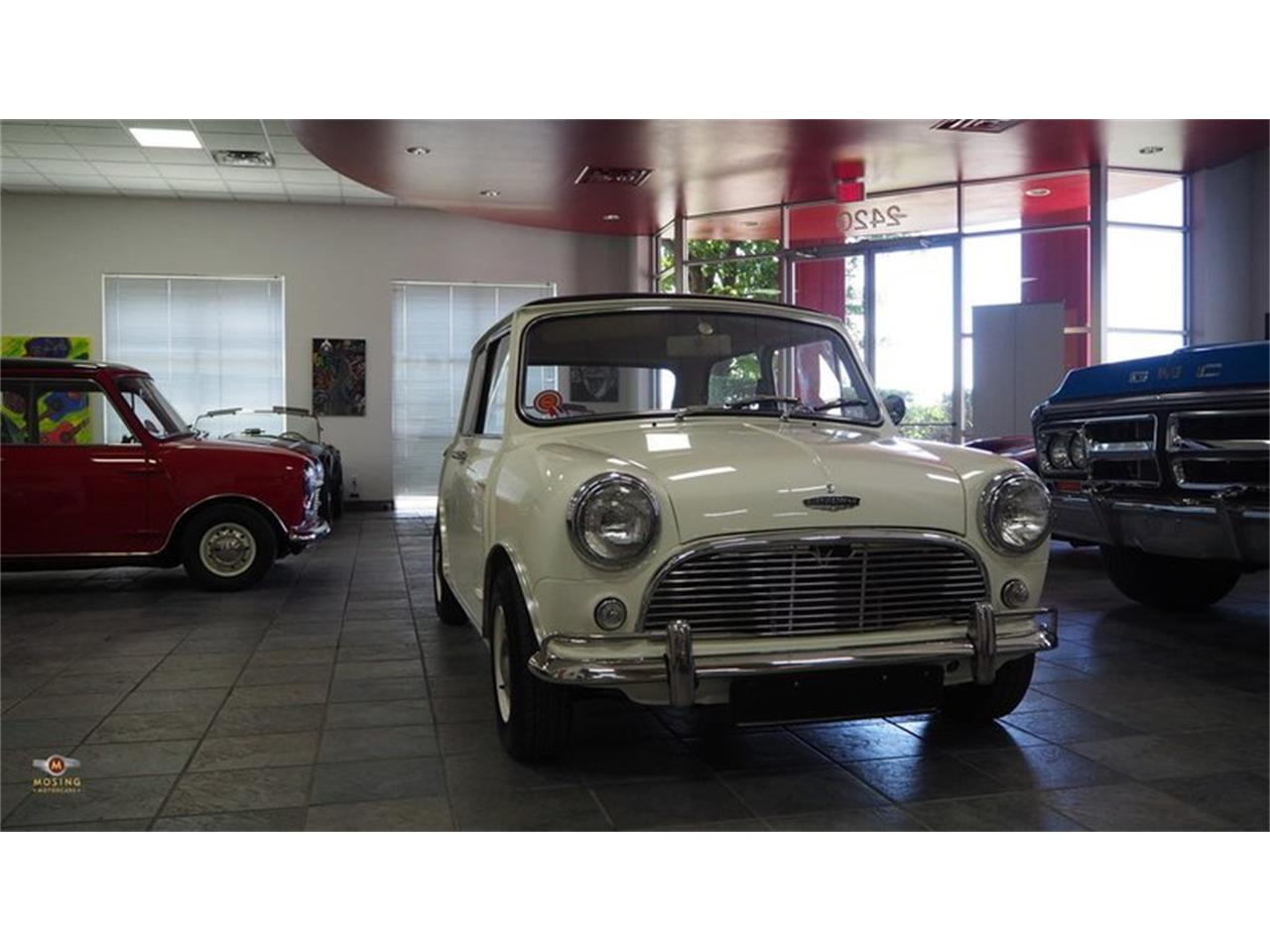 1967 Austin Mini Cooper S for sale in Austin, TX – photo 6