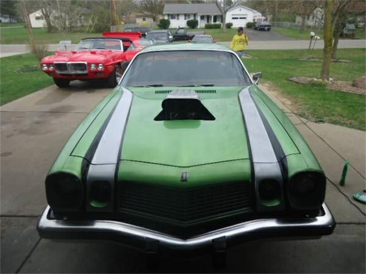 1976 Chevrolet Camaro for sale in Cadillac, MI – photo 20