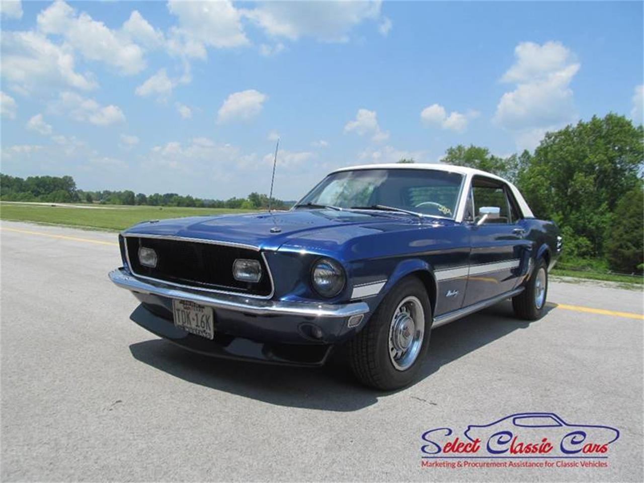 1968 Ford Mustang for sale in Hiram, GA – photo 2