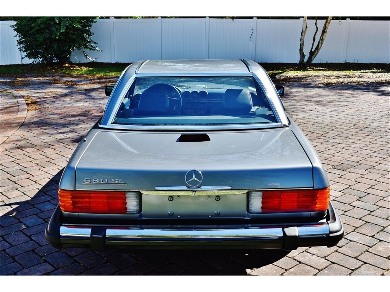 1987 Mercedes-Benz 560 for sale in Lakeland, FL ...