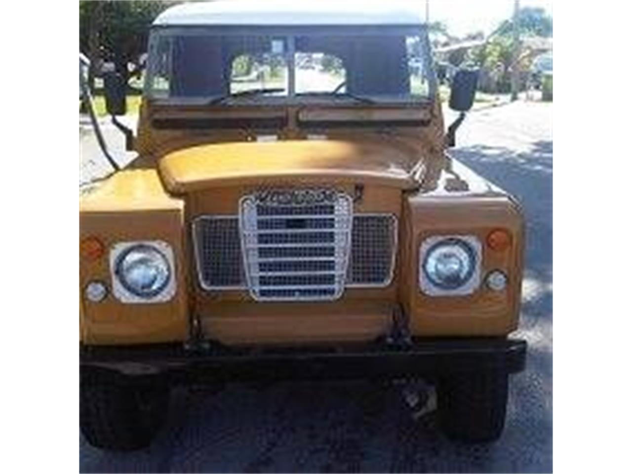 1974 Land Rover Series IIA for sale in Cadillac, MI – photo 16