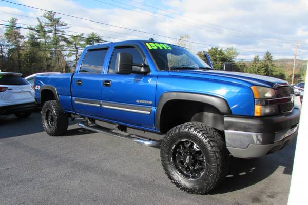 2004 CHEVY 2500 HD LIFTED SHARP CLEAN TRUCK (ALL CREDIT OK) for sale in Linden, PA – photo 9