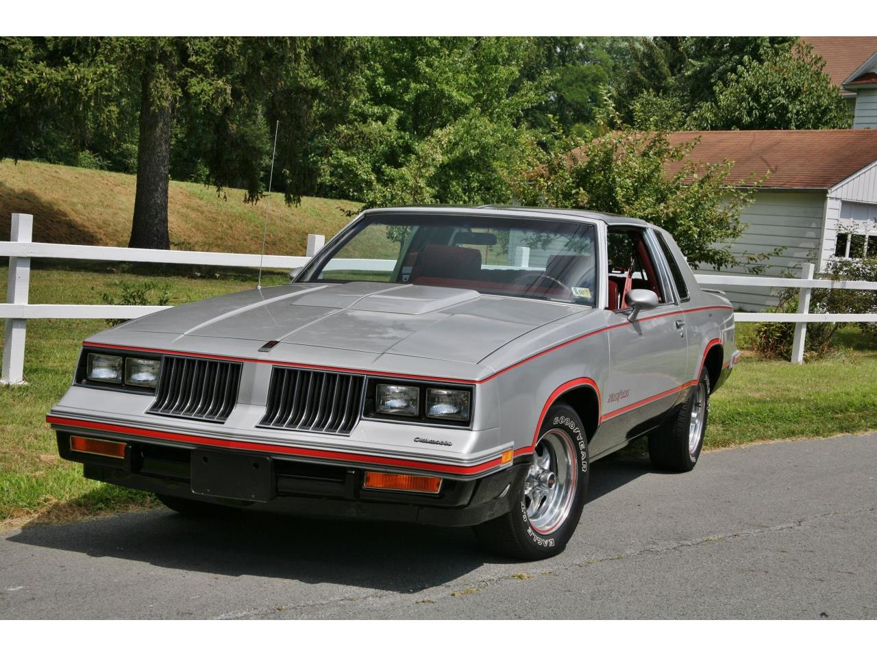 1984 Oldsmobile Cutlass for sale in Old Forge, PA – photo 33